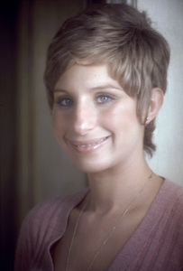 """Barbra Streisand in """"For Pete"""