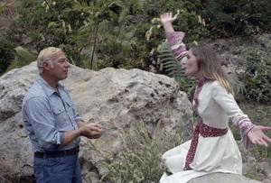 "George Kennedy and Sally Kellerman in ""Lost Horizon""1973 Columbia** B.D.M. - Image 24293_1636"