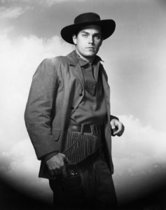 "Jeffrey Hunter in ""The True Story of Jesse James""1957 20th Century-Fox** B.D.M. - Image 24293_1683"