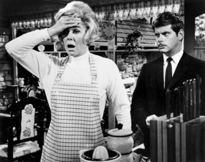 """Doris Day and Robert Morse in """"Where Were You When the Lights Went Out""""1968 MGM** B.D.M. - Image 24293_1693"""