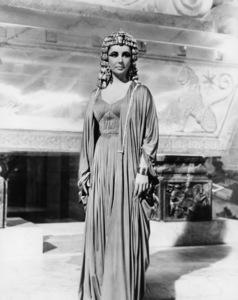 "Elizabeth Taylor in ""Cleopatra""1963 20th Century-Fox** B.D.M. - Image 24293_1705"