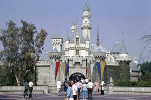 Disneyland in Anaheim, California1967** B.D.M. - Image 24293_1712