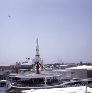 Yesterland Rocket Jets at Disneyland, Anaheim, California1968** B.D.M. - Image 24293_1722