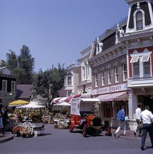 Disneyland, Anaheim, California1968** B.D.M. - Image 24293_1723