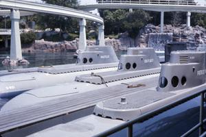 Submarine Voyage at Disneyland, Anaheim, California1968** B.D.M. - Image 24293_1724