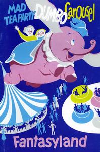 Fantasyland poster, Disneyland** B.D.M. - Image 24293_1731