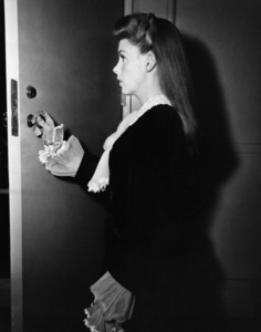 """Judy Garland on the set of """"Meet Me in St. Louis""""1944 MGM** B.D.M. - Image 24293_1763"""