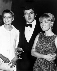 Mia Farrow, Anthony Newley and Petula Clarkcirca 1967** B.D.M. - Image 24293_1764