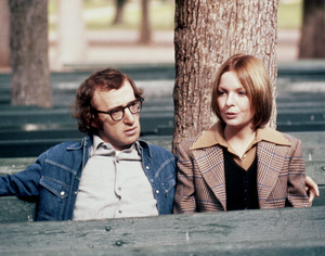 """Woody Allen and Diane Keaton in """"Play It Again, Sam""""1972 Paramount** B.D.M. - Image 24293_1772"""