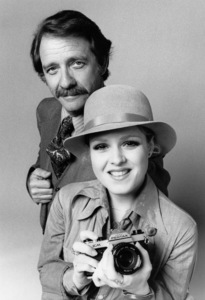"""Richard Crenna and Bernadette Peters in """"All"""