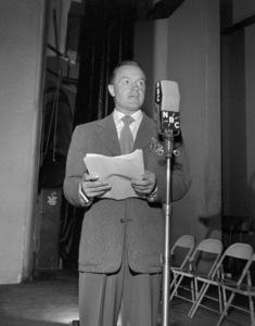 """The Bob Hope Show""Bob Hopecirca 1948Photo by Earl Zeigler** B.D.M. - Image 24293_1819"