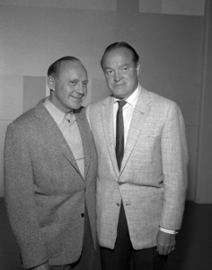 "Jack Benny and Bob Hope on ""The Bob Hope Buick Show""1959** B.D.M. - Image 24293_1824"