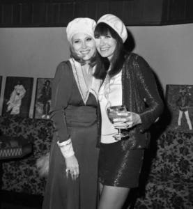 Faye Dunaway and Theadora Van Runklecirca 1967** B.D.M. - Image 24293_1826
