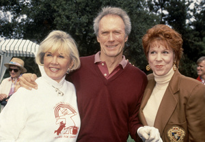 Doris Day, Clint Eastwood and Vicki Lawrence1993** B.D.M. - Image 24293_1848