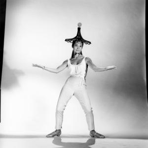 """Nancy Kwan in """"Flower Drum Song""""1961 Universal** B.D.M. - Image 24293_1865"""