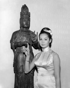 """Nancy Kwan in """"Flower Drum Song""""1961 Universal** B.D.M. - Image 24293_1870"""