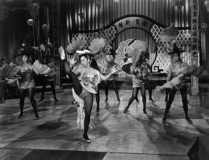 """Nancy Kwan in """"Flower Drum Song""""1961 Universal** B.D.M. - Image 24293_1879"""