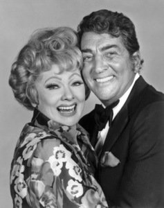 """Lucille Ball and Dean Martin in """"Lucy Gets Lucky""""1975** B.D.M. - Image 24293_1930"""