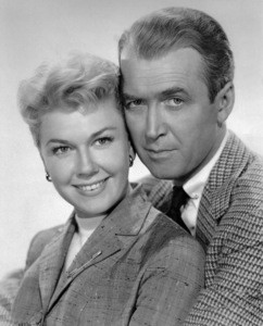 """Doris Day and James Stewart in """"The Man Who Knew Too Much""""1956 Paramount** B.D.M. - Image 24293_1935"""