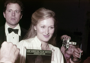 Don Gummer and Meryl Streep at the Los Angeles Film Critics Association Awards1980** B.D.M. - Image 24293_1976