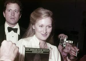 Don Gummer and Meryl Streep at the Los Angeles Film Critics Association Awards1980** B.D.M. - Image 24293_1976