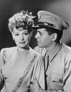 Lucille Ball and Desi Arnazcirca 1944** B.D.M. - Image 24293_1982