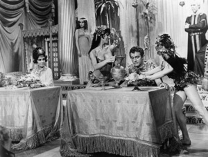 "Elizabeth Taylor and Richard Burton in ""Cleopatra""1963 20th Century-Fox** B.D.M. - Image 24293_2004"