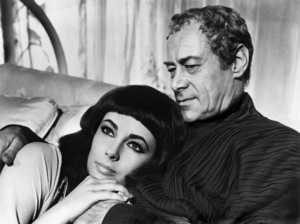 "Elizabeth Taylor and Rex Harrison in ""Cleopatra""1963 20th Century-Fox** B.D.M. - Image 24293_2005"