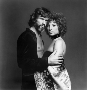 "Kris Kristofferson and Barbra Streisand in ""A Star is Born""1976 Warner Bros.** B.D.M. - Image 24293_2043"