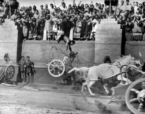 """The Chariot Race from """"Ben-Hur""""1959 MGM** B.D.M. - Image 24293_2073"""