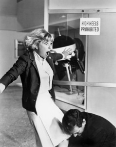 """Doris Day and Rod Taylor in """"The Glass Bottom Boat""""1966 MGM** B.D.M. - Image 24293_2126"""