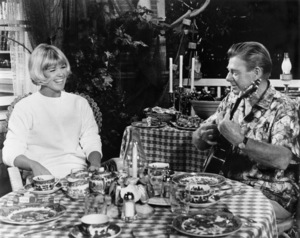 """Doris Day and Arthur Godfrey in """"The Glass Bottom Boat""""1966 MGM** B.D.M. - Image 24293_2127"""