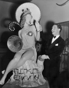 "Bert Wheeler in ""Las Vegas Nights""1941 ParamountPhoto by C. Kenneth Lobben** B.D.M. - Image 24293_2146"