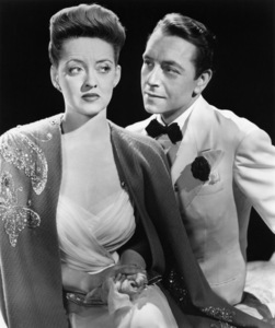 "Bette Davis and Paul Henreid in ""Now, Voyager""1942 Warner Bros.** B.D.M. - Image 24293_2188"