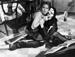 """Barbra Streisand and George Segal in """"The Owl and the Pussycat""""1970 Columbia** B.D.M. - Image 24293_2191"""