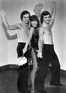 "John Everson, Rita Moreno and Christopher J. Brown in ""The Ritz""1976 Warner Bros.** B.D.M. - Image 24293_2207"