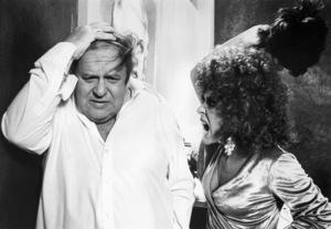 "Jack Weston and Rita Moreno in ""The Ritz""1976 Warner Bros.** B.D.M. - Image 24293_2214"