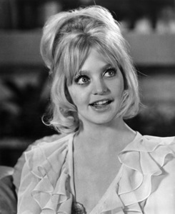 "Goldie Hawn in ""There"