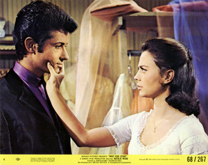 """George Chakiris and Natalie Wood in """"West Side Story""""1961 United Artists** B.D.M. - Image 24293_2282"""