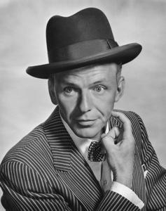 """Frank Sinatra in """"Guys and Dolls""""  1955 MGM / Samuel Goldwyn  ** I.V."""