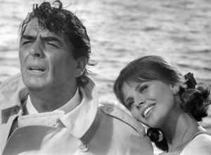"Victor Mature and Britt Ekland in ""After the Fox""1966 United Artists** B.D.M. - Image 24293_2532"
