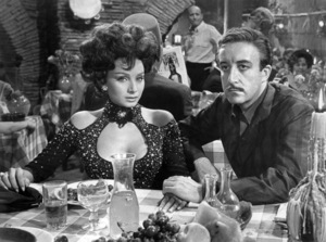 "Maria Grazia Buccella and Peter Sellers in ""After the Fox""1966 United Artists** B.D.M. - Image 24293_2533"