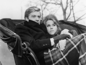 """Robert Redford and Jane Fonda in """"Barefoot in the Park""""1967 Paramount** B.D.M. - Image 24293_2536"""