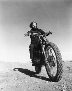 """Robert Redford during filming of """"Jeremiah Johnson""""1972 Warner Bros.** B.D.M. - Image 24293_2550"""