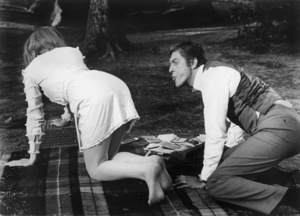 """Rosemary Forsyth and Dick Van Dyke in """"Some Kind of a Nut""""1969 United Artists** B.D.M. - Image 24293_2569"""