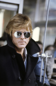 """Robert Redford on the set of """"Three Days of the Condor""""1975 Paramount** B.D.M. - Image 24293_2574"""