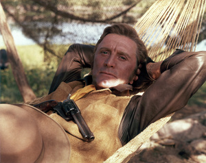 """Kirk Douglas in """"Man Without a Star""""1955 Universal** B.D.M. - Image 24293_2647"""