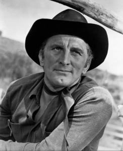 "Kirk Douglas in ""Man Without a Star""1955 Universal** B.D.M. - Image 24293_2648"