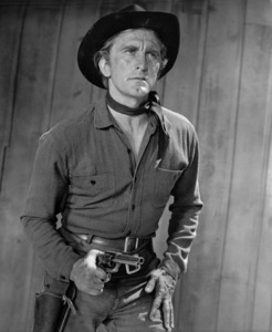 "Kirk Douglas in ""Man Without a Star""1955 Universal** B.D.M. - Image 24293_2650"