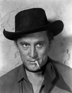 "Kirk Douglas in ""Man Without a Star""1955 Universal** B.D.M. - Image 24293_2653"